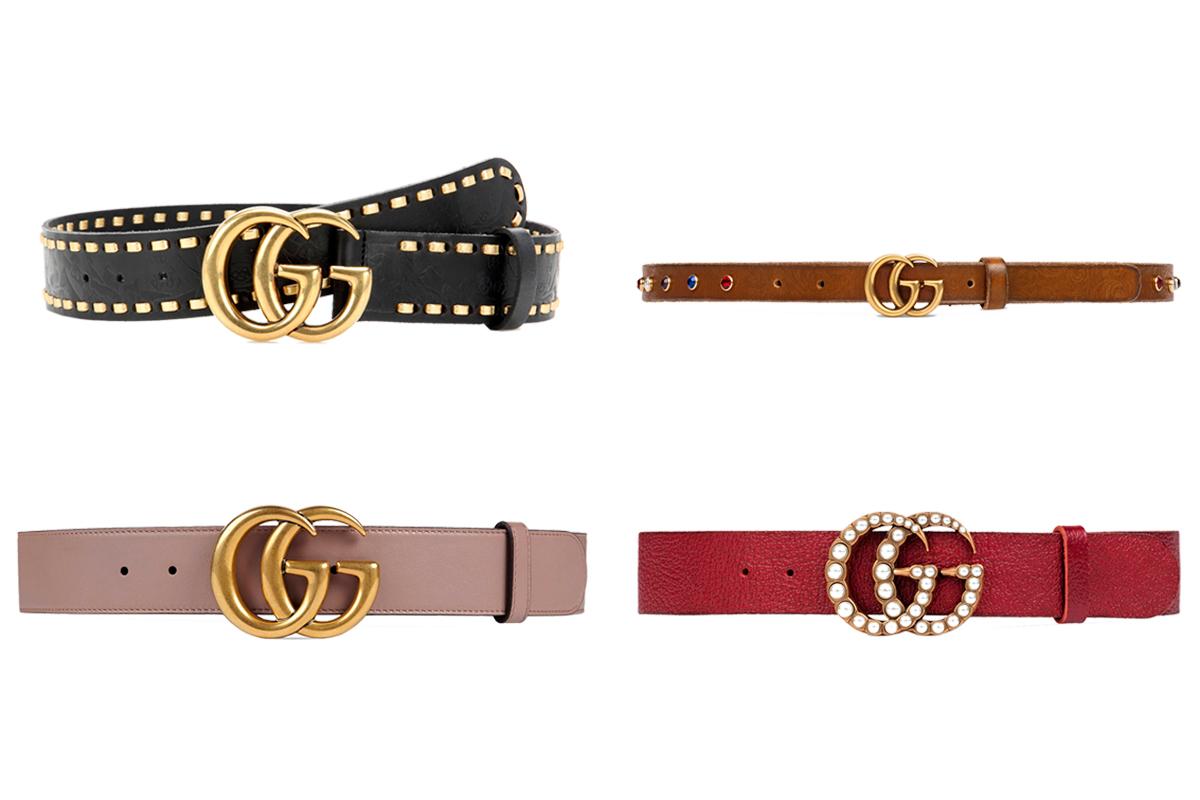 Así se ha convertido el cinturón de Gucci en el complemento más ... ccc1089c9491