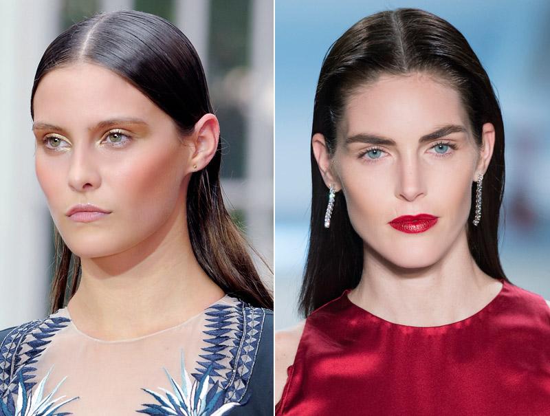 3 maquillajes vistos en pasarela para hacerte en Nochevieja