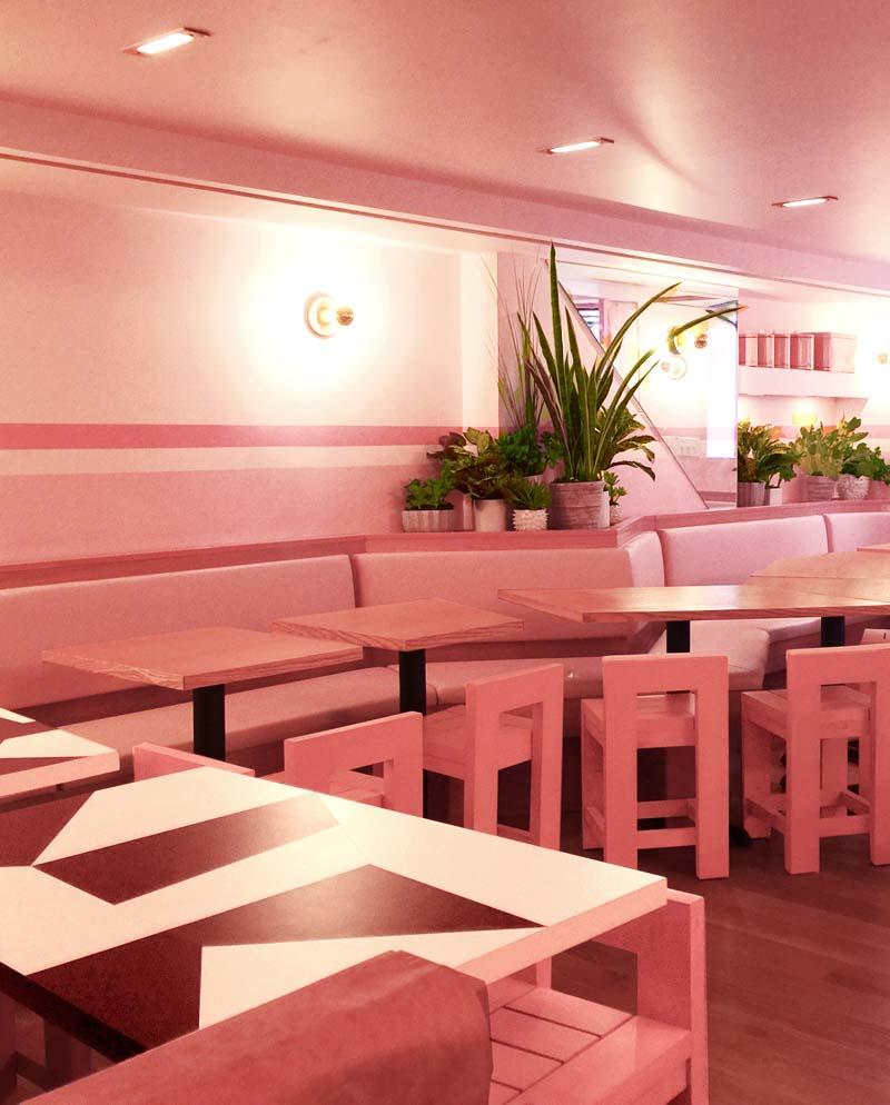 Restaurante Pietro Nolita en Nueva York