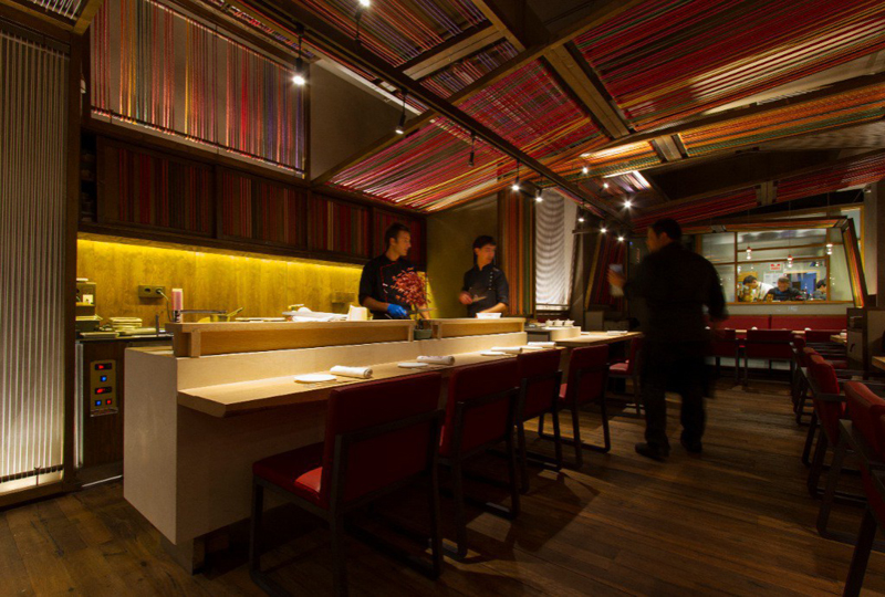 Pakta, también en Barcelona, ofrece cocina nikkei.