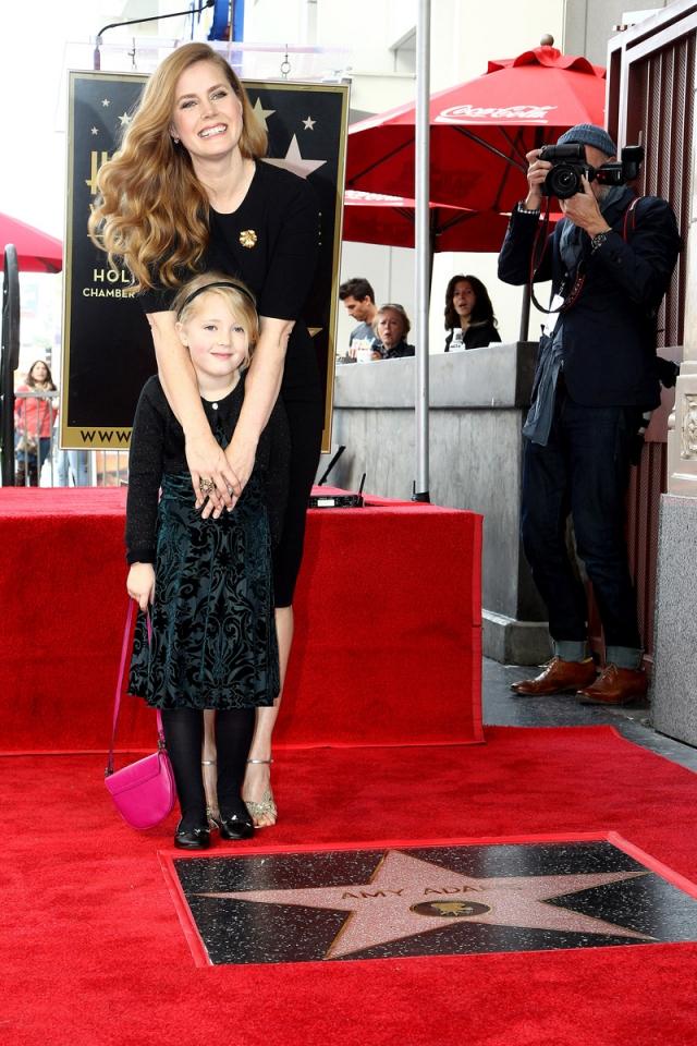 Amy Adams recibe su estrella en el Paseo de la Fama con su hija (y las  fotos son adorables) | Celebrities, Vips | S Moda EL PAÍS
