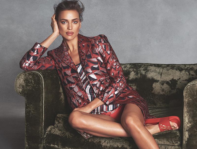 "Irina Shayk en su dulce espera: ""Soy una modelo atípica"""