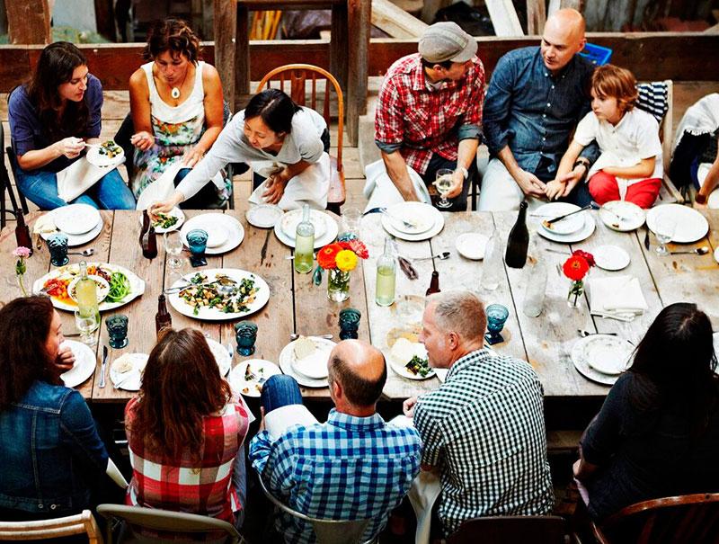 Comer como un autóctono, la tendencia gastronómica de 2017
