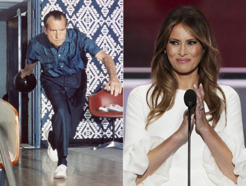 Del salón de belleza de Melania Trump a la cancha de Obama: las excéntricas reformas de la Casa Blanca