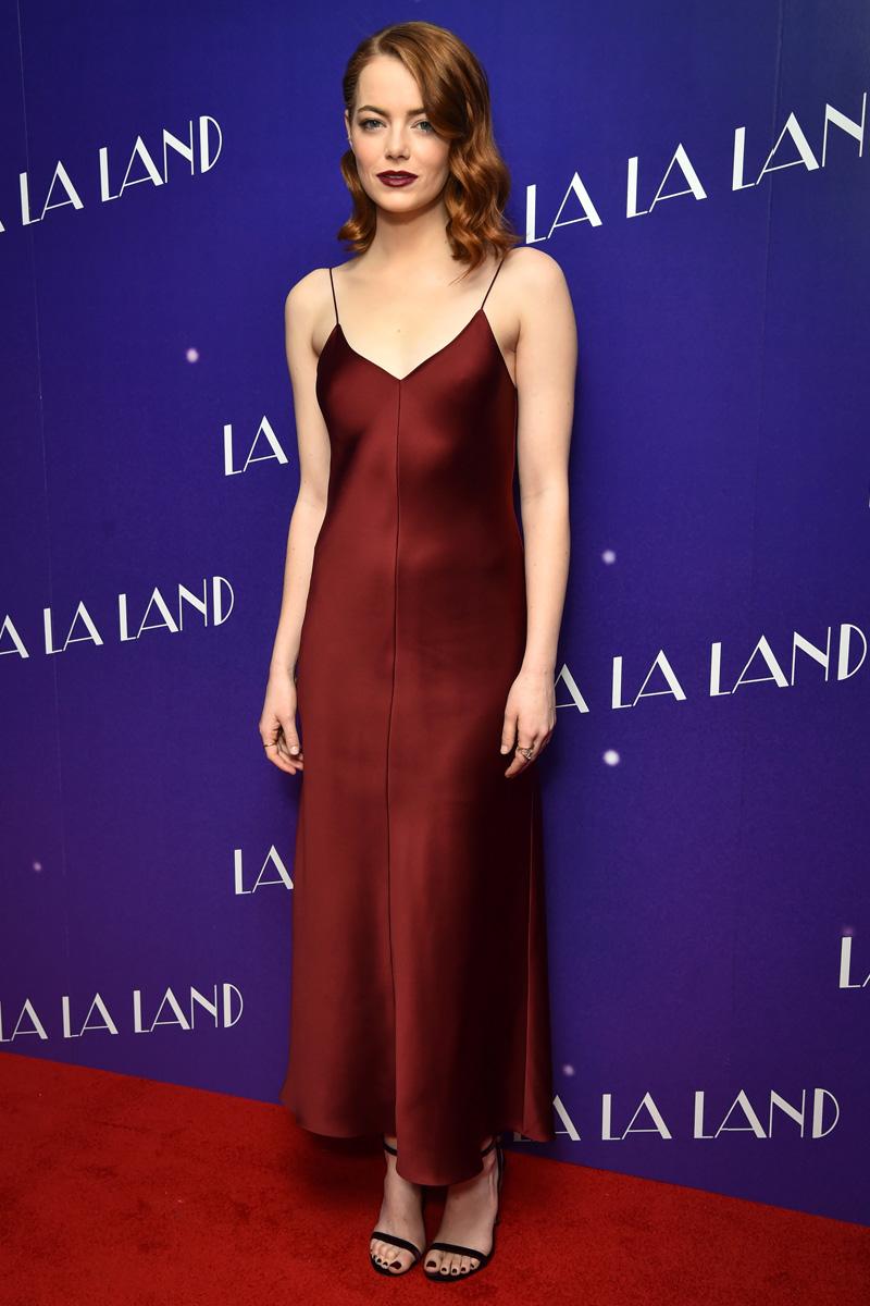 21 pruebas de que Emma Stone es la actriz más elegante del momento ...