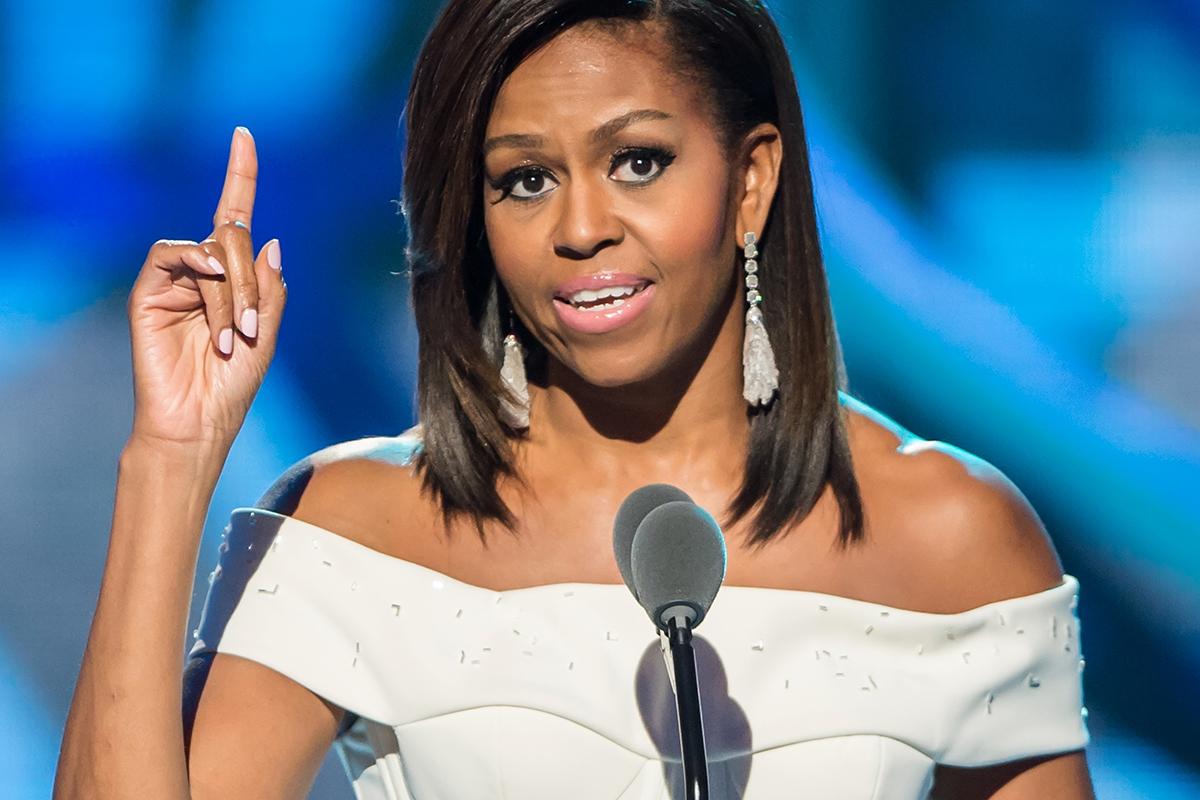 Michelle Obama primera dama de EEUU