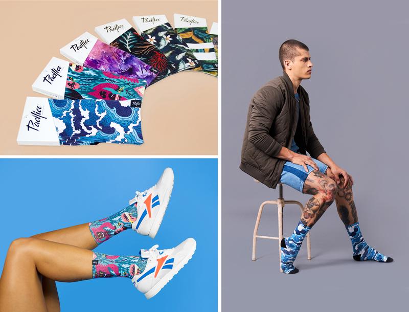 Así funciona el joven (y exitoso) negocio de los calcetines ...