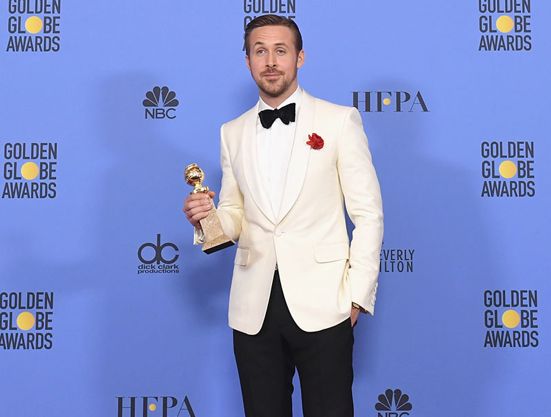 """Ryan Gosling: """"Si mi pareja no hubiera tomado el control de la vida familiar yo no estaría aquí"""""""