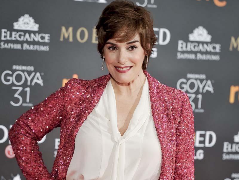 Anabel Alonso sabe cómo callar a los que la insultaron por su traje de los Goya