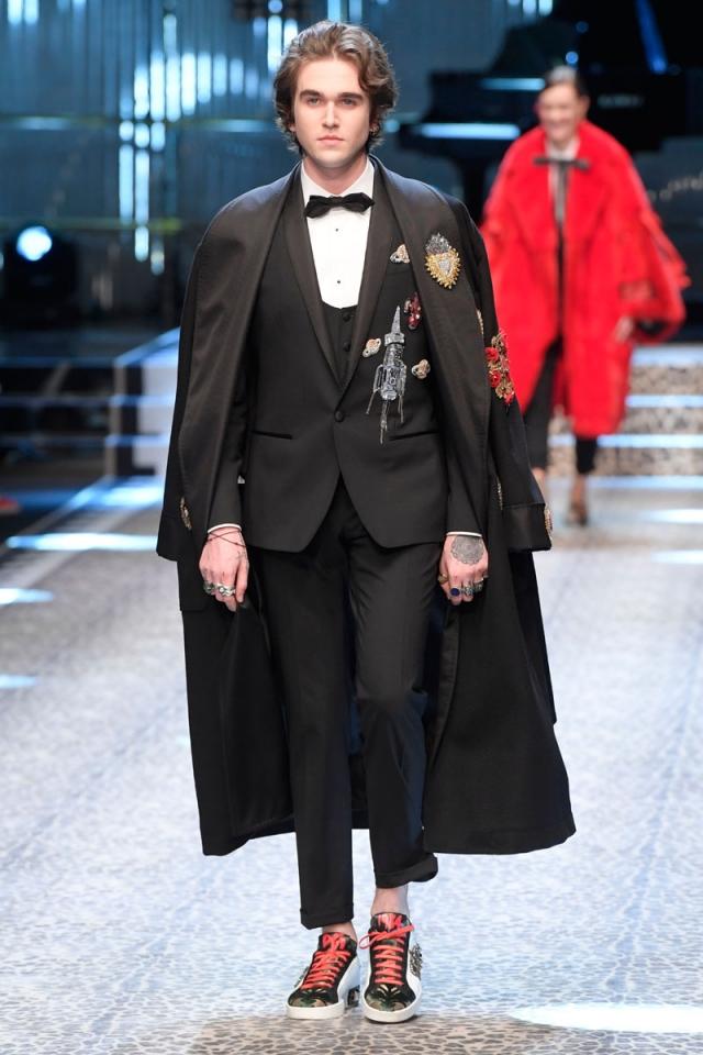 Dolce & Gabbana suben a la bloguera Lovely Pepa a su pasarela 'millenial'