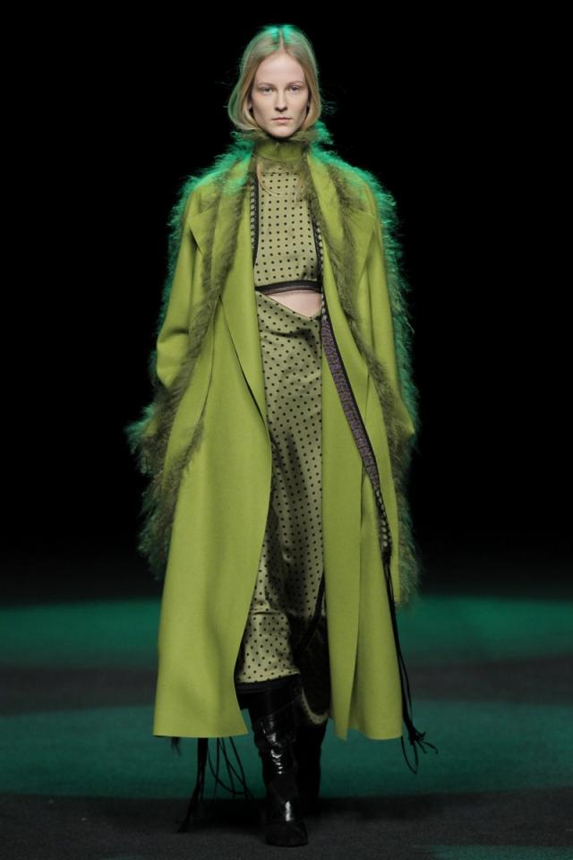 Juan Vidal en la Fashion Week Madrid 2017