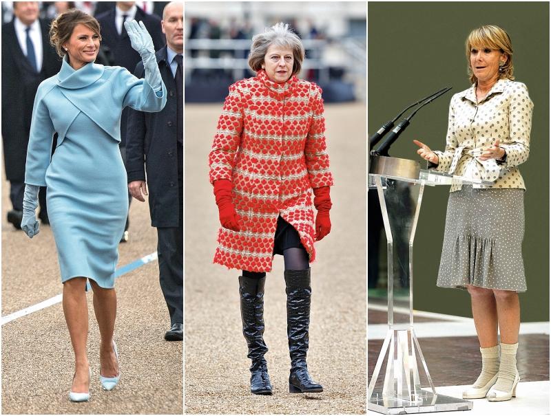 ¿Puede vivir la política sin la moda (y viceversa)?