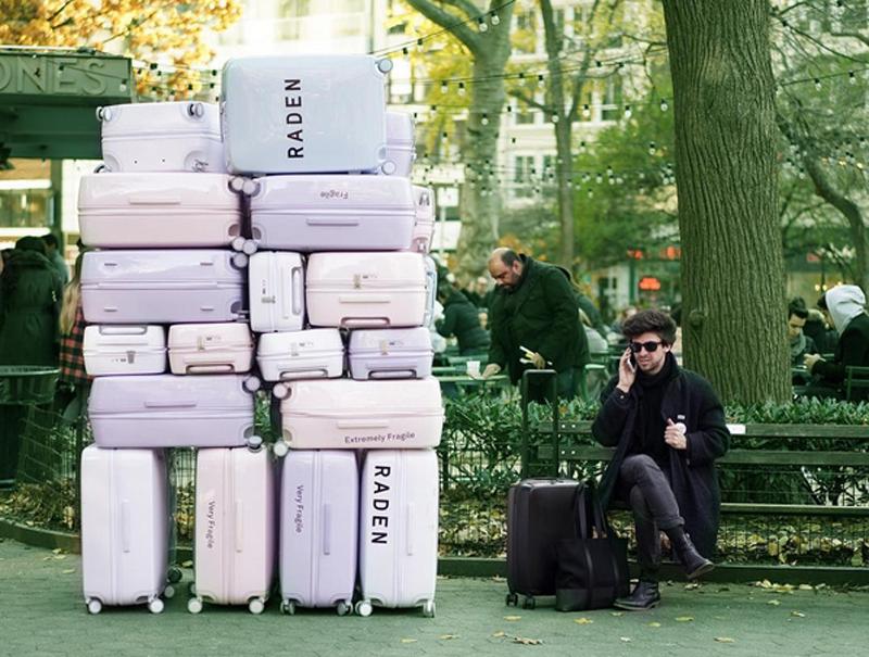 Esta maleta 'inteligente' tiene una lista de espera de 10.000 compradores