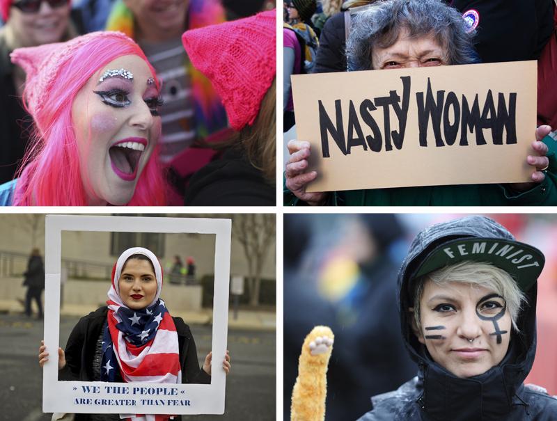 'El día sin mujeres': el mundo se prepara para una huelga internacional femenina