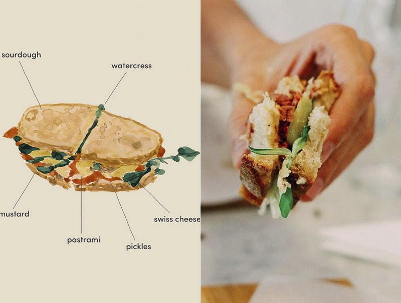 Pastrami: el bocadillo orgásmico que seduce a Barcelona