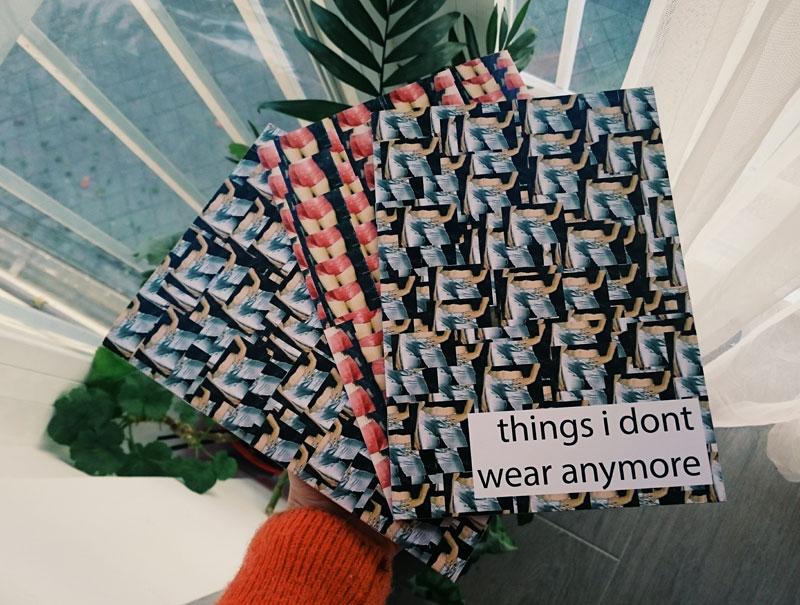 'La ropa que ya no me pongo': un fanzine que invita a la reflexión