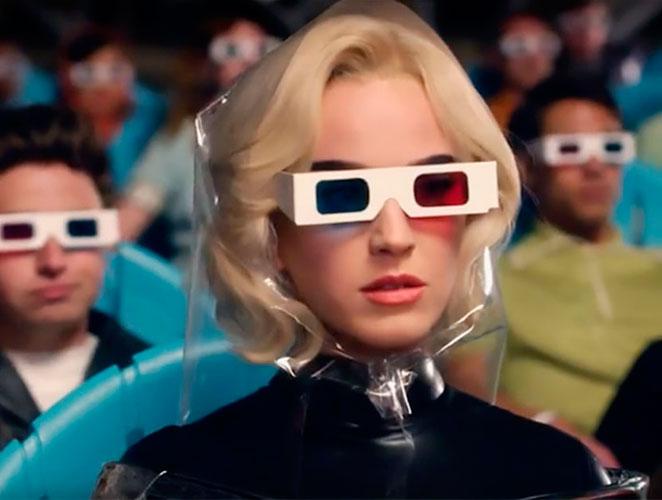 El nuevo vídeo de Katy Perry anima a los estadounidenses a despertar