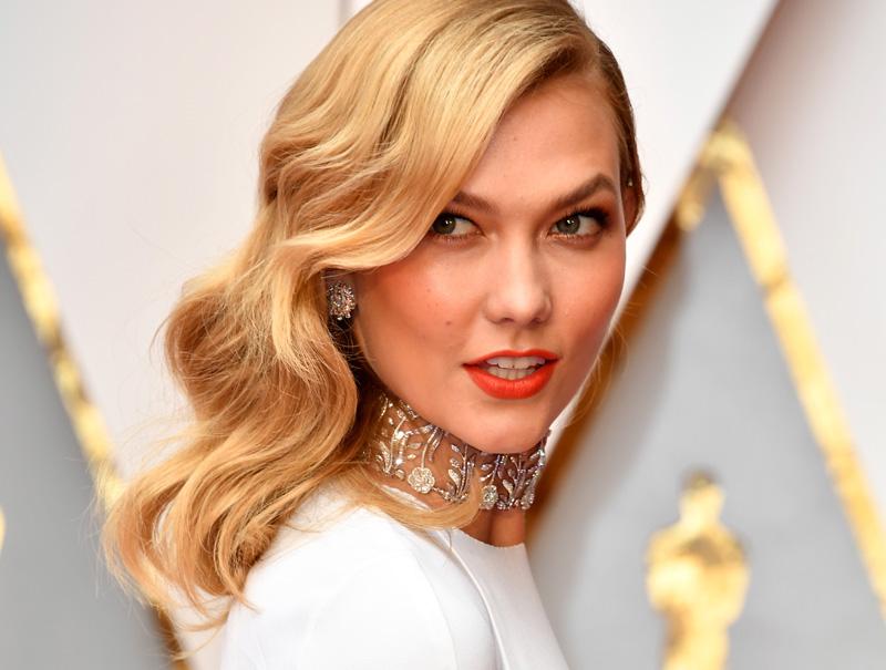 Karlie Kloss desafía a su cuñada Ivanka Trump en los Oscar