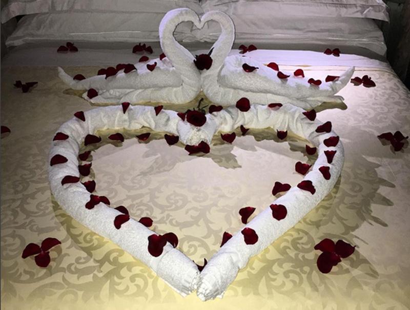 Así celebraron los famosos San Valentín en las redes sociales