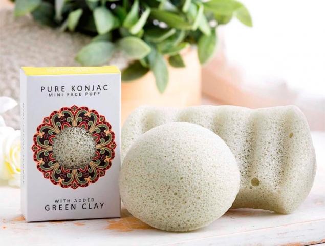 54ecda1a757 Konjac Sponge Company es una de las firmas especializadas en estas esponjas  exfoliantes tanto para la cara como para el cuerpo Foto  Instagram   ...