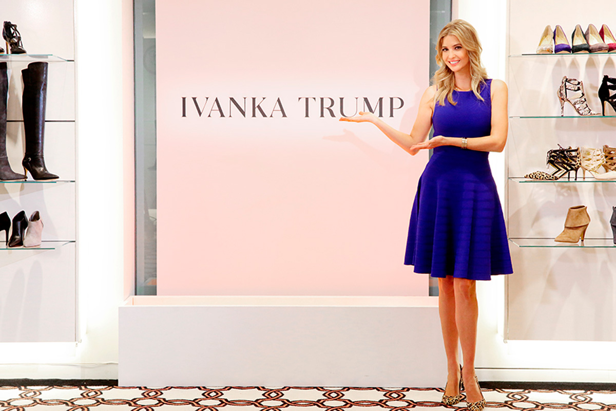 Así funciona la polémica marca de Ivanka Trump   Actualidad, Moda ...