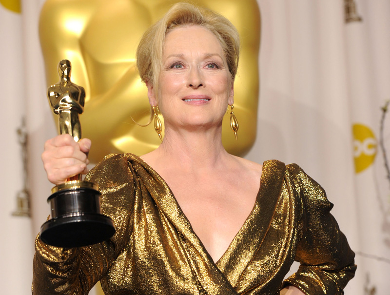 Meryl Streep y Chanel se enfrentan a dos días de los Oscar
