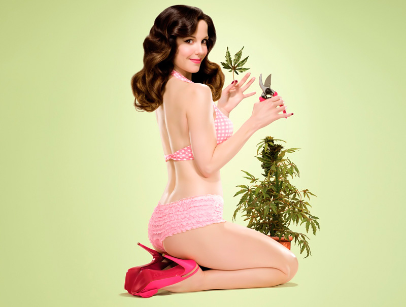 ¿Forman buena pareja la marihuana y el sexo?