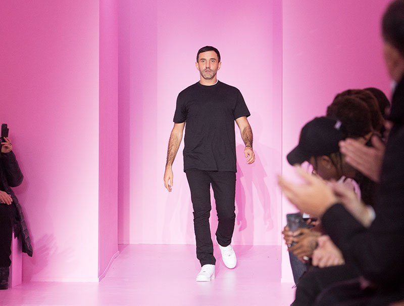 Riccardo Tisci dice adiós a Givenchy