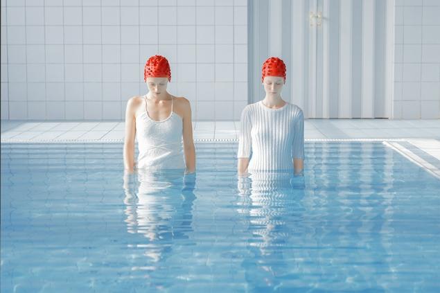 La fotógrafa de piscinas que cautivó al mundo de la moda