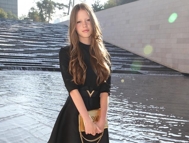 Mia Goth, la actriz que no tiene miedo a nada