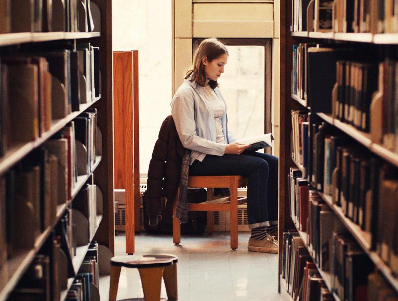 La Biblioteca de Mujeres de Madrid de la que nadie habla