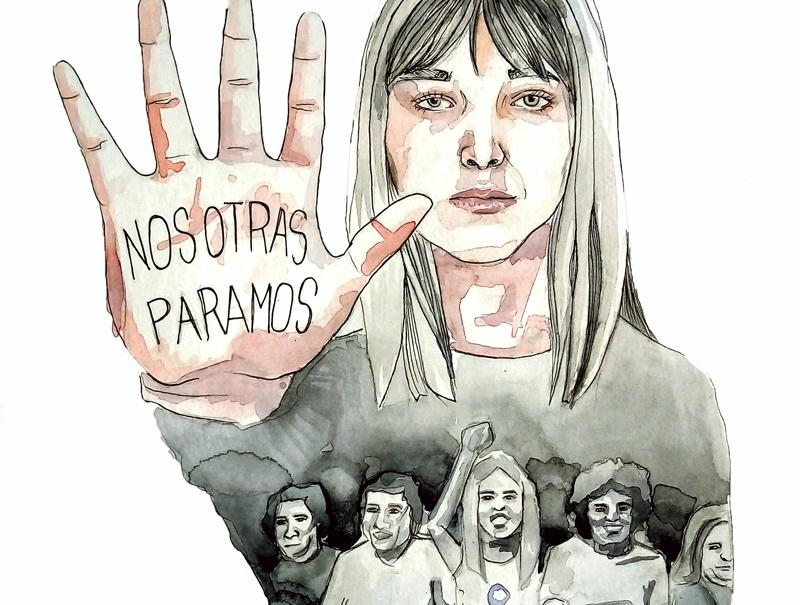 'Artivismo' feminista: carteles para reivindicar el paro de mujeres del 8 de marzo