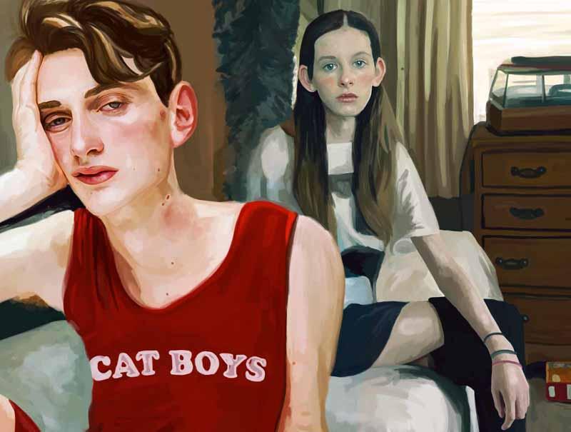Inés Maestre, la Hopper de la angustia 'millennial'