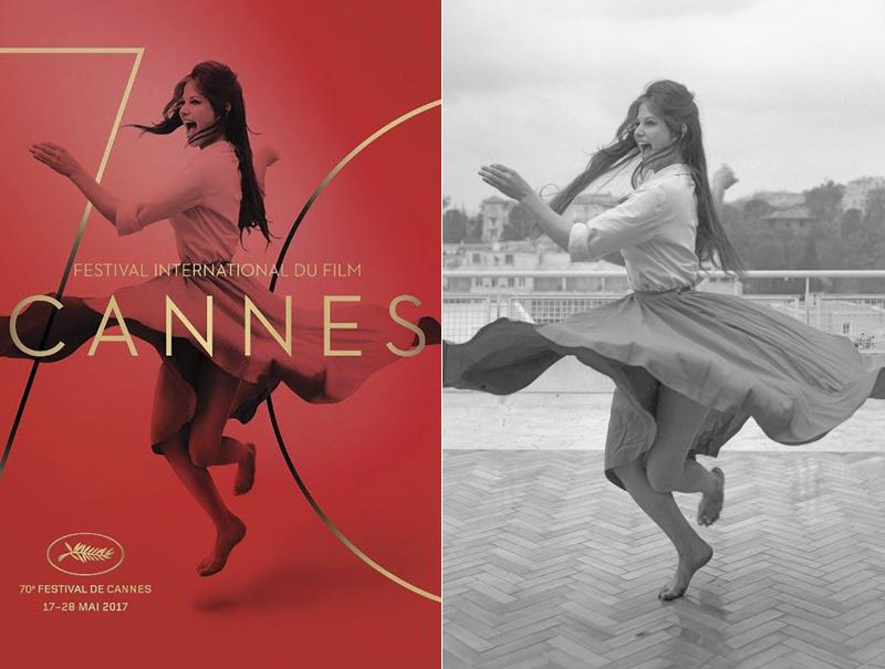 Críticas al Festival de Cannes por adelgazar con Photoshop a Claudia Cardinale