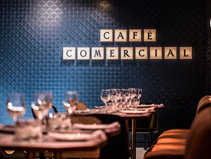 Así ha conservado el espíritu castizo el nuevo Café Comercial