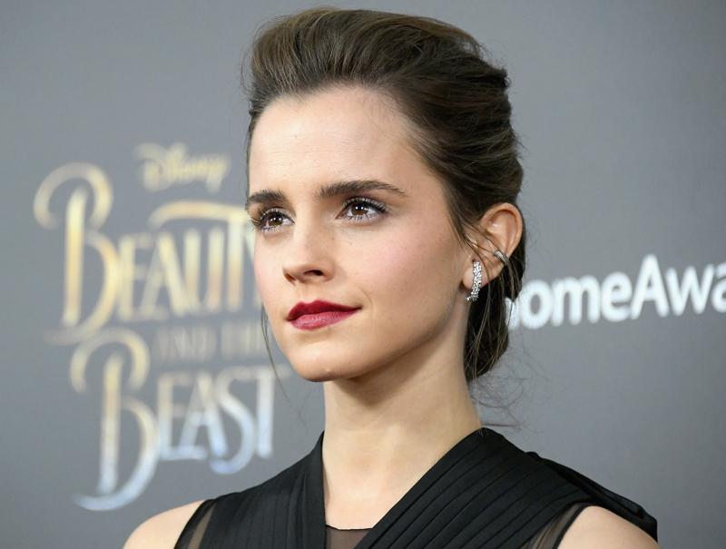 12 lecciones de estilo que aprendimos de Emma Watson en el tour de 'La Bella y la Bestia'