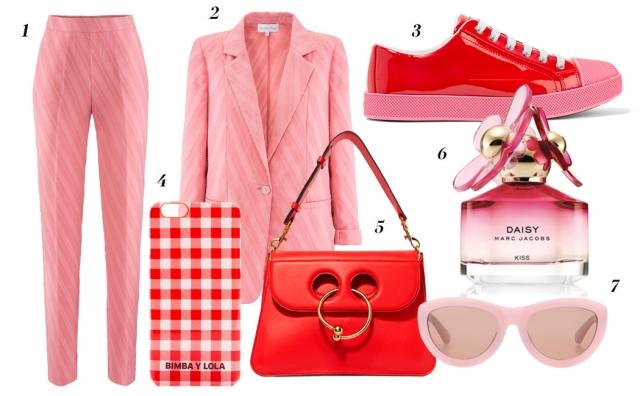 El A Rojo Perder Miedo Combinar Rosa Y Guía Práctica Para Y76gybfv