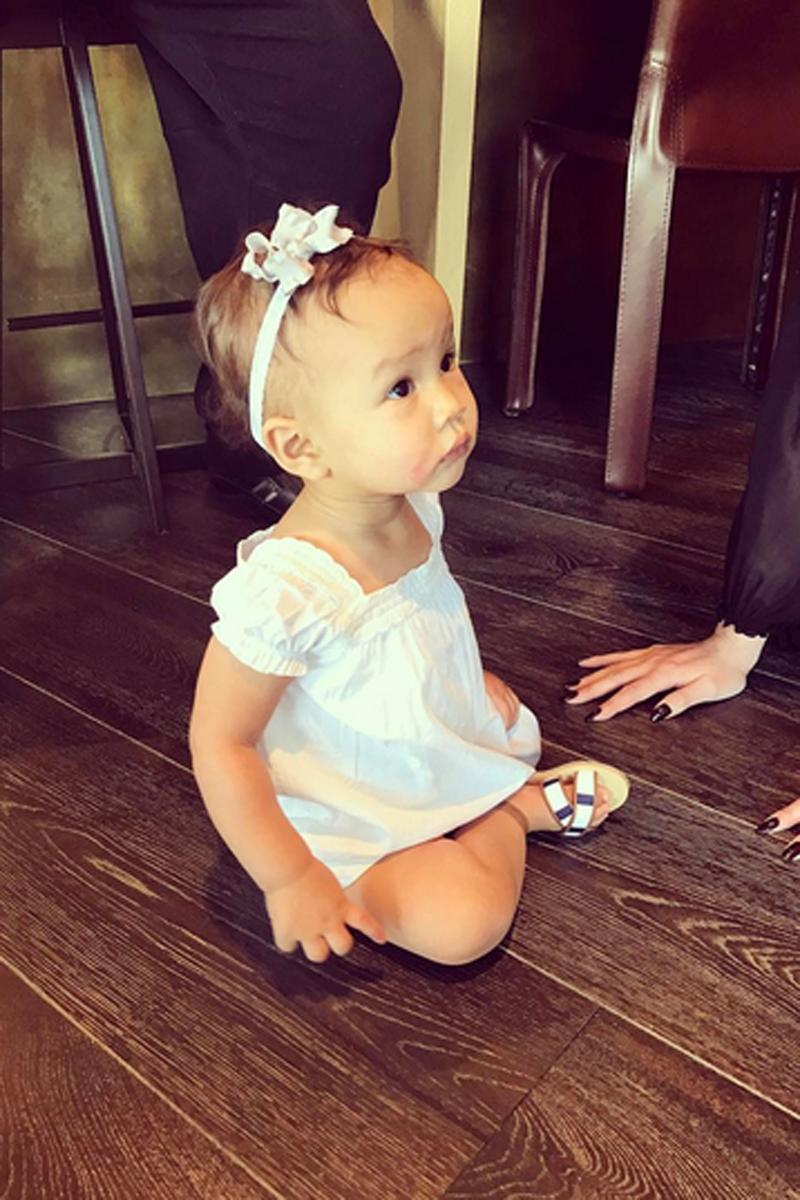 Hija de John Legend