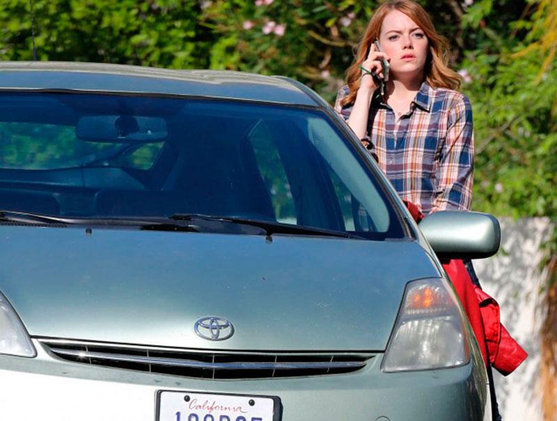 ¿Por qué todo el mundo en California conduce el mismo coche?