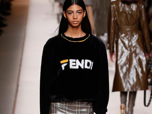 ¿Quién está detrás del logo de Fila convertido en el de Fendi?