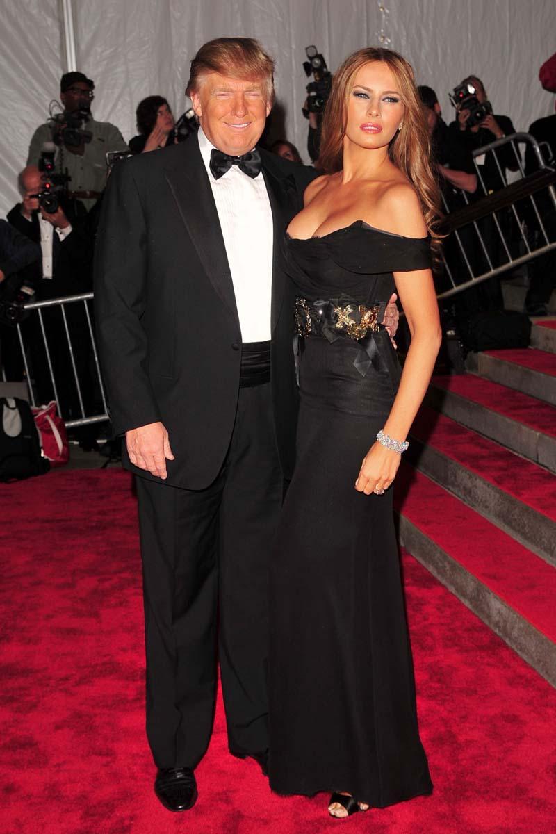 Vips - Los Trump en la Gala Met: una historia de looks imposibles