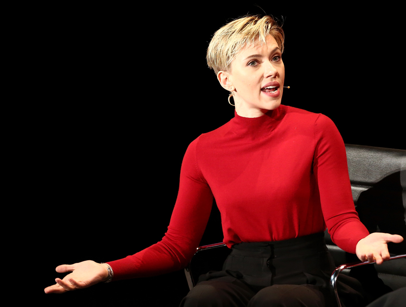 """En 'El Hormiguero' no son los únicos: """"Scarlett, ¿llevabas bragas en el rodaje?"""""""
