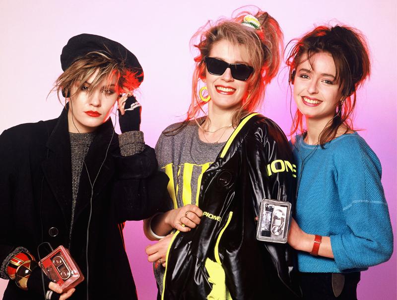 Por qué hay que celebrar el retorno de Bananarama, las anti-Spice Girls