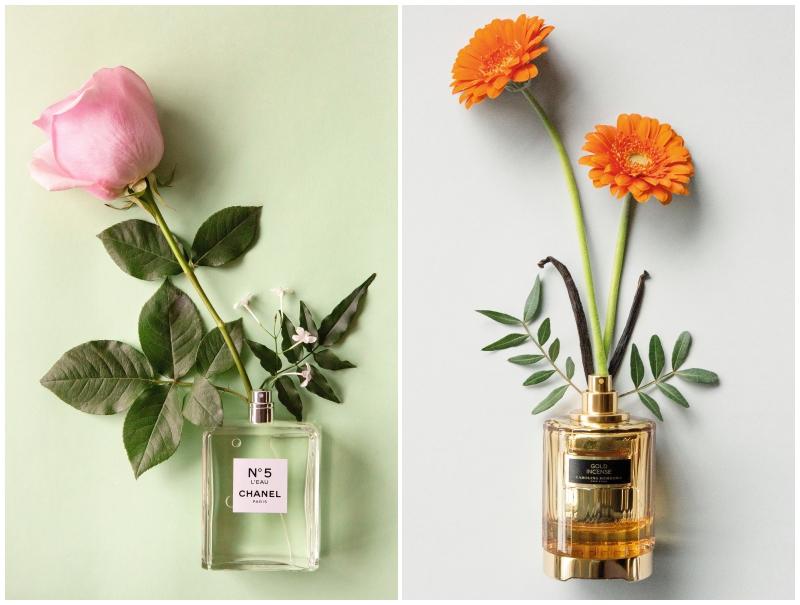 Los perfumes florales, los preferidos de las españolas