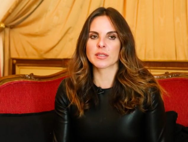 """Kate del Castillo: """"En Hollywood, las latinas seguimos haciendo de prostitutas y camareras"""""""