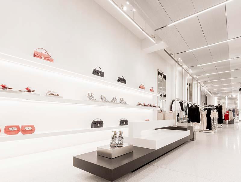 Detalle a detalle: así es el Zara más grande del mundo