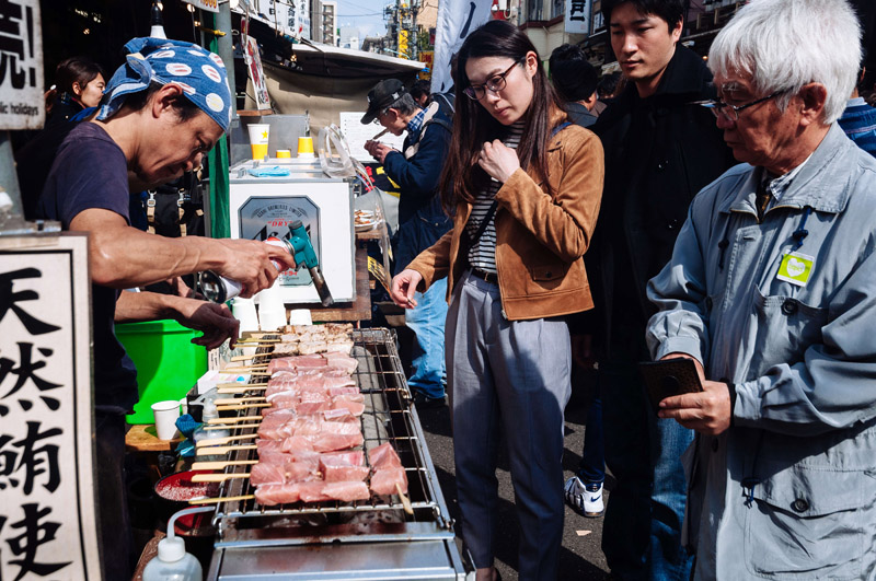 mercado de barrio