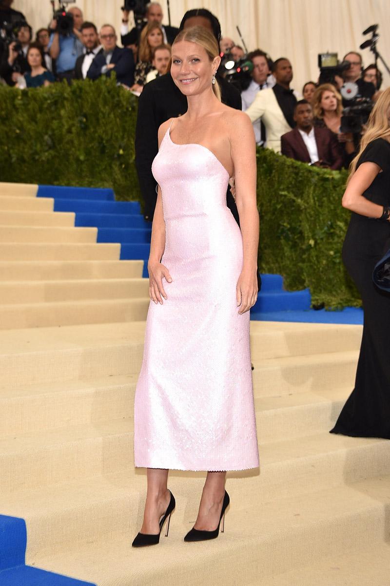 Gwyneth Paltrow Gala Met 2017