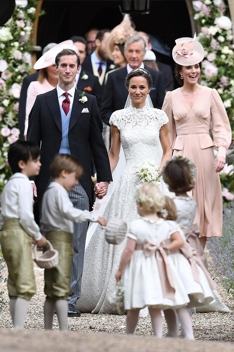 Vestido de novia princesa kate middleton