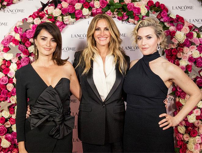 Así es cenar de cerca con tres de las actrices más deseadas del momento